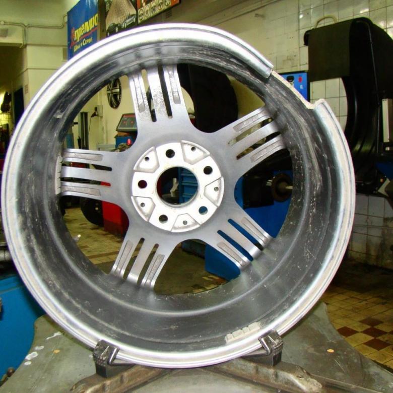 ремонт литых дисков, автосервис самообслуживания казань